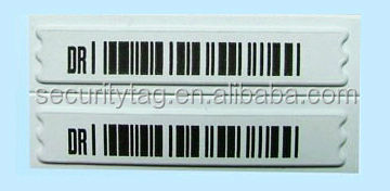EAS soft labels am DR label AM label deactivator for clothing beauty industry and market
