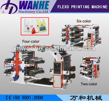 YT-4600 Four Color Plastic Flexible Printing Machine