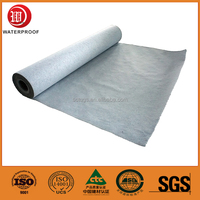 Building High Polymer Materials PE Waterproof Membrane for Roof and Basement