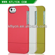 NEW DESIGN PHONE CASE soft silicone phone case two half detachable mobile phone shell