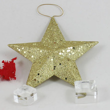 Hot sell Custom Printed New Year christmas Decoration Hanging Paper Star Lantern