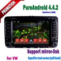 Android 4.4 2din touch screen car oem vw radio gps for vw series tiguan/passat/golf/jetta etc.2012 2011 2010 2009 2008 2007 2006
