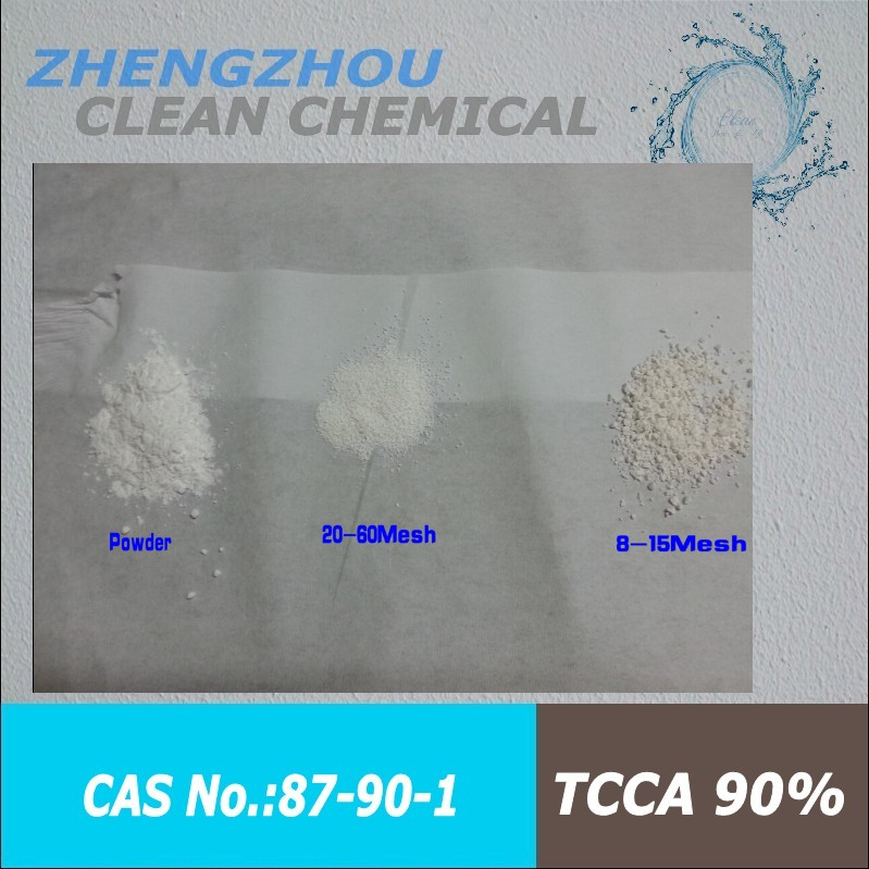 TCCA Chlorine for Rubber Auxiliary Agents