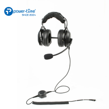 noise canceling headset for walkie talkie
