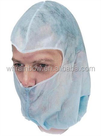 disposable pp Balaclava Hood