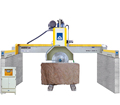 Bridge block cutter multi blade marble block cutting machine