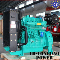 CE approved 4 stroke electric start diesel engine for generator set