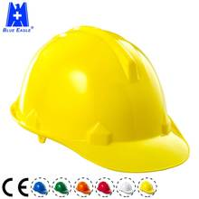 Factory price head protection work abs custom engineering electrical construction industrial safety helmet with chin strap