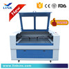 LXJ1610-2 80w multi head laser cut machine wood for MDF, Paper, plastic