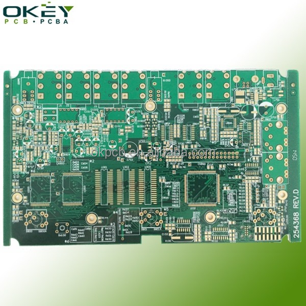 OKEY specialize in cheap immersion gold prototype pcb manufacturer