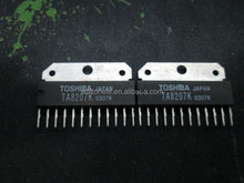 ic chip electronic TOSHIBA Bipolar Linear Integrated Circuit Silicon Monolithic TA8207K