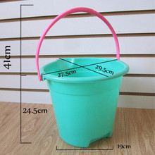10L cleaning bucket ,cheap plastic bucket