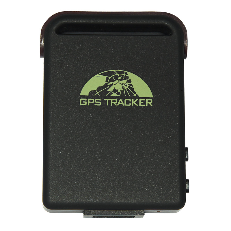mini GPS Tracker with Built-in vibration sensor,sleep mode gps TK102 to save battery