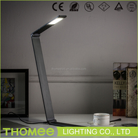2016 New desk light 7w metal foldable hotel/home/shop table lamp for computer table