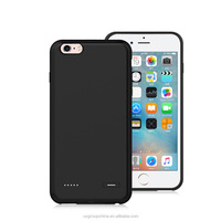 2500mAh ultra slim battery charger case for iPhone 6/6s