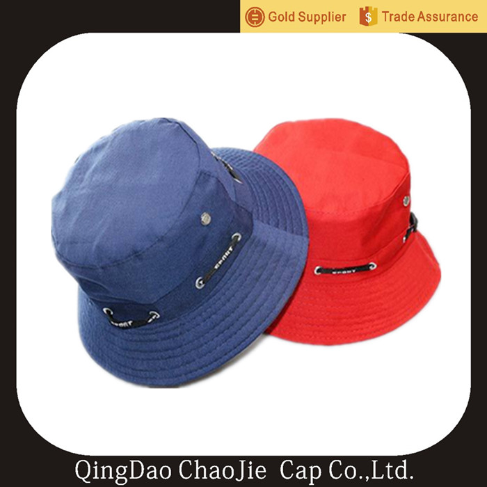 China cheap fish bucket cap wholesale