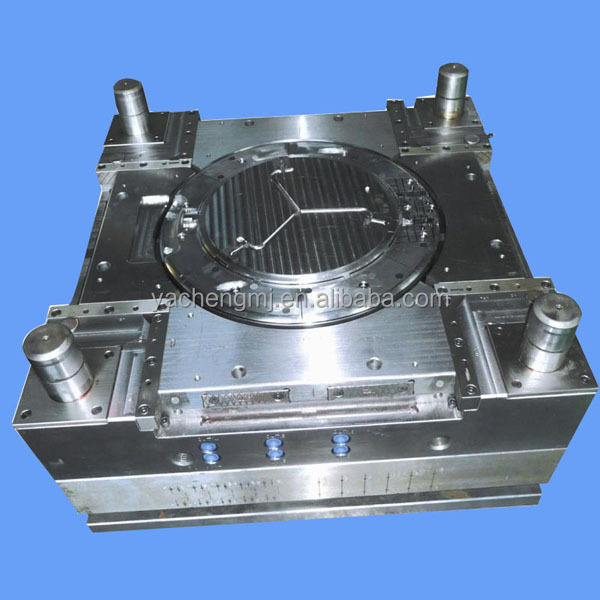 Shanghai Multi Cavity Plastic Parts Injection Mould Factory