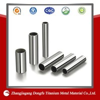 stainless steel pipes tubes/scooter exhaust pipe
