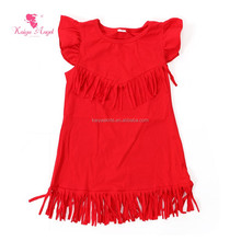 Kid clothes girls dresses cotton frock pictures of latest gowns designs