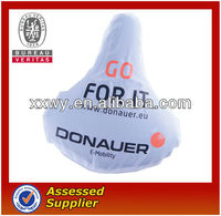 2013 High Quality&attrative Designs Waterproof Pvc Bicycle Seat Covers/bike Saddle Cover,Good For Promotion