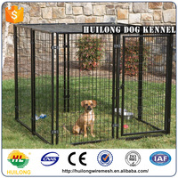 the waterproof wooden dog kennel panels buildings manfacturer