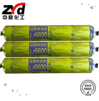 excellent Structural adhesive ability to many kinds of base materials silicone sealant