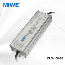 Hot Sale Model single output power supply led driver 100W 20V 4.8A CLG-100-20