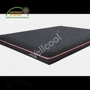 breathable washable circle pattern 3d spacer fabric mattress