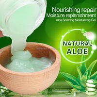 Moisturizing and Face repairing soothing aloe vera gel of Aloe Soothing Gel with Hot sale Skin Gel