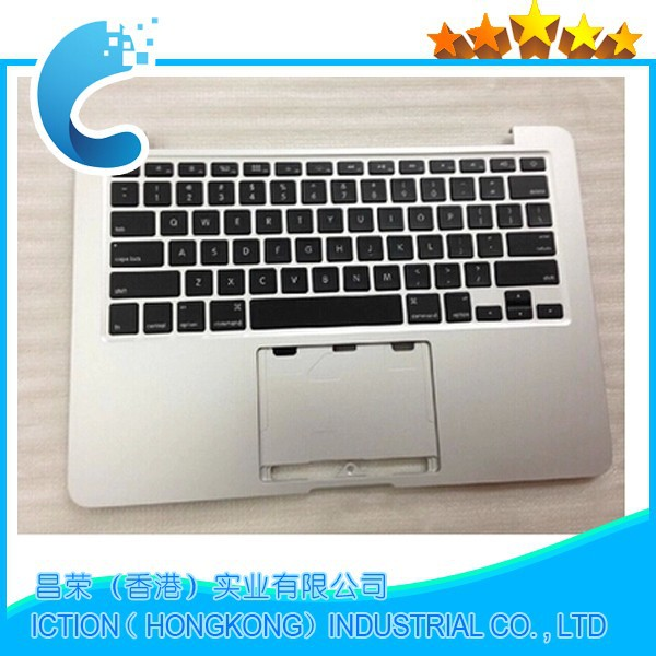 "US Keyboard Top Case Palm Rest for Apple Macbook Pro 13"" A1502 ME864 ME865 2013 Retina"