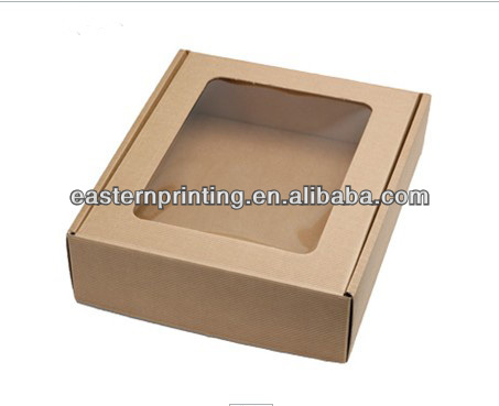 Cellophane Window Gift Boxes