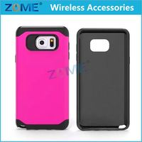 Bulk Items NEW Products 2 In 1 Dual Layer PC TPU Mobile Phone Combo Hybrid Cases For Samsung Galaxy Note 5