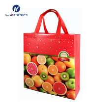 recycled shopping bags logo non woven bags