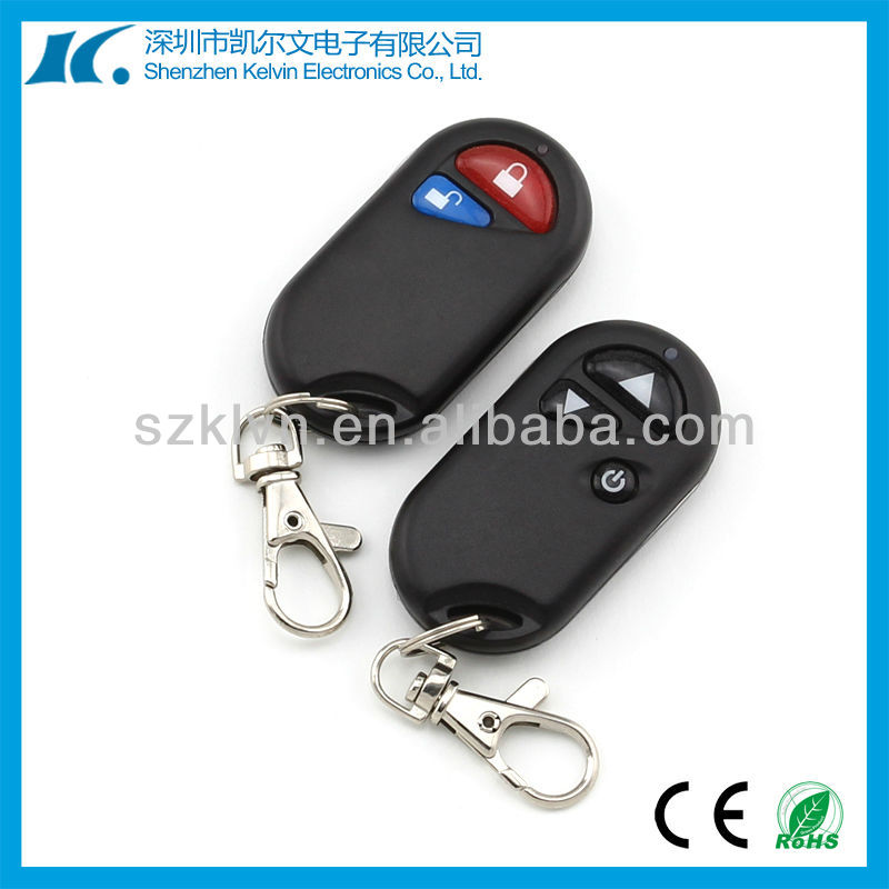 433MHZ wireless rolling code remote controll car KL238