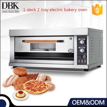 Manufacturter price baking oven deck type industrial bread steam oven factory price