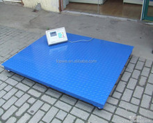 1 2 3 5 10 Ton Floor Weighing Scale