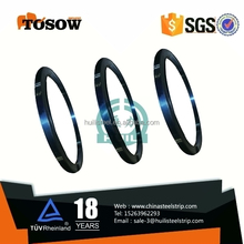 Iron Metal Packing Binding Steel Strapping Band FOR UAE