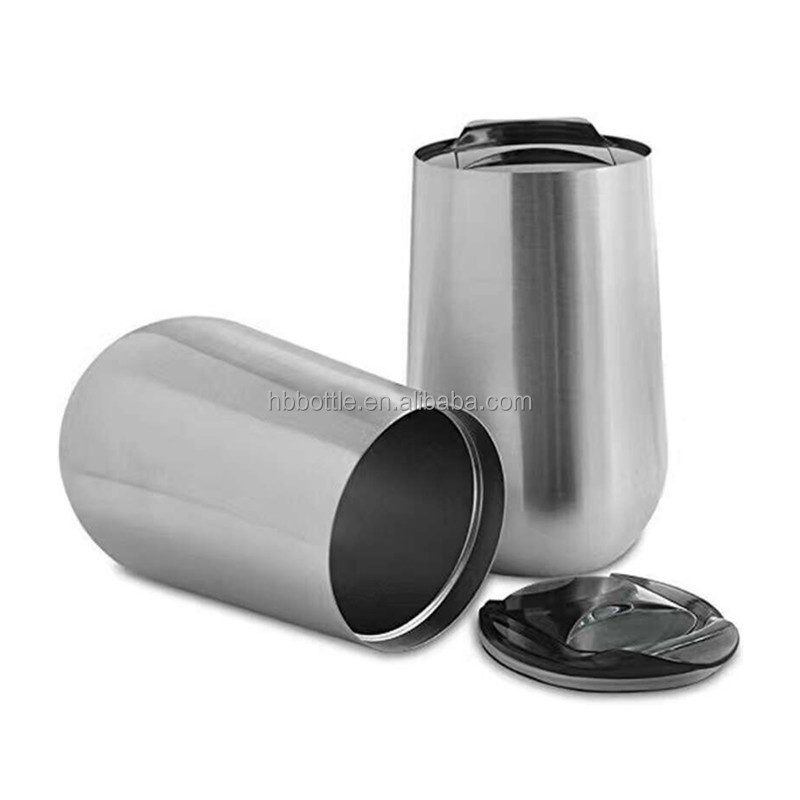 Food grade 304 stainless steel red wine bottle and wine tumbler