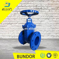 Worm Gear Operated Gate Valve Screw Type