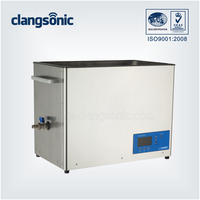 Digital stainless steel automatic ultrasonic cleaner water bath /ultrasonic cleaning machinery parts & tools