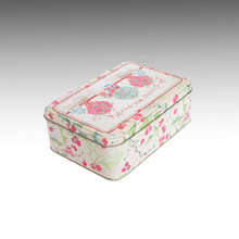newly design customized pop super cute cake tin