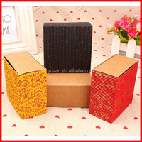 High quality Craft Recycled Paper Soap Box Packing Wholesale