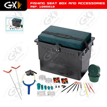 Fishing Seatbox and Accessories