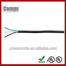 SJT-R PVC Insulated power cable electric wire plastic cover