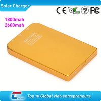 1800mah polysilicon solar charger case for ipad mini