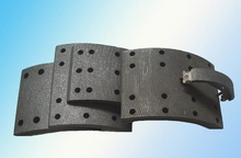 Top quality brake lining rivet machine off brake pad