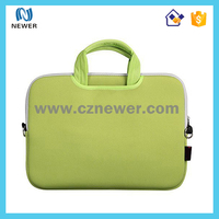 High quality 14.1 inch neoprene laptop sleeve for student