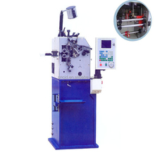 Latest compression spring coiling machine