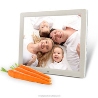 hot selling sex english movies digital photo frame 12 inch