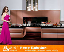luxury kitchen customized tow pack high gloss lacquer kitchen cabinets for sale for cooking/cuisine